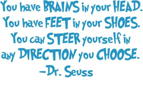 When In Doubt, Refer To Dr Seuss